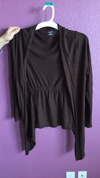 black cardigan Las Cruces, 88011