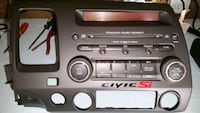 2006-2011 Honda civic cd player