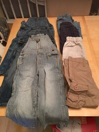 Toddler Boy Pants and Overalls Alexandria, 22310