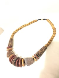 Hand made africain Necklace  Grande Prairie, T8V 1T9