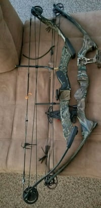Clear water and thinner elite bows for sale.  Delhi charter Township, 48842