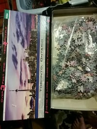 3.feet wide Toronto Puzzle brand new