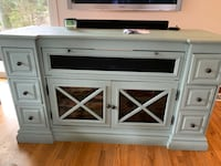 white wooden cabinet with drawer Potomac, 20854