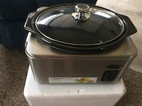 black and gray Hamilton Beach slow cooker Greenville, 27858
