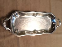 scalloped edge clear glass bowl Dumfries, 22025