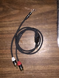 Aux to RCA Cable  Calgary, T2A 5C4