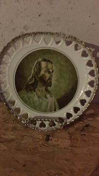 Jesus decorative plate Fairview Heights, 62208