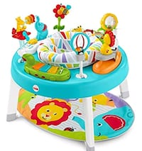 Fisher price 3 in 1 sit to stand activity center Brampton, L6R 3H8
