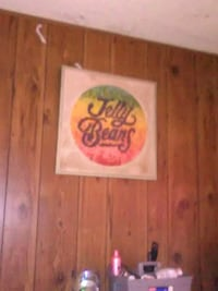 Jelly Bean  sign its a puzzle thats been put toget Anniston, 36201