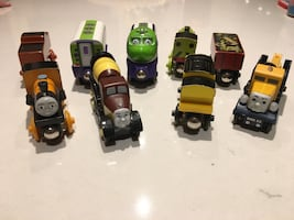 Thomas and Friends Collections