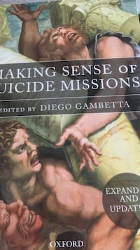 Making Sense of Suicide Missions by Diego Gambetta book