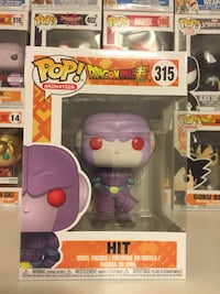Hit Dragon Ball Super Funko Pop