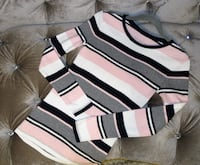 Tommy Hilfiger Striped Sweater SZ XS Oakland Park, 33311