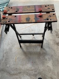 Wood saw stand table Brampton, L7A 3C7