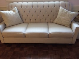 Two sofas for the price of one