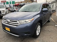 2012 Toyota Highlander Base 4WD Woodbridge, 22191