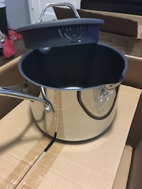 stainless steel stock pot Santa Ana, 92704