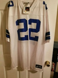 Very Rare white and blue NFL jersey Winchester, 22601