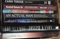 Books $1.00 to $2.00 quantity discount. All for $50.00 Hyde Park, 12538