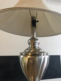 Brass-colored table lamp Edison, 08820