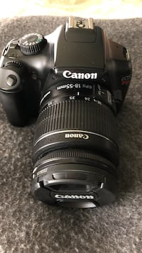 Canon camera - Rebel T3