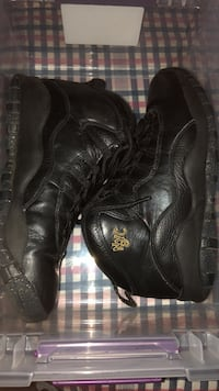 pair of black Air Jordan 11's Alexandria, 22315