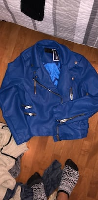 BLANKNYC LEATHER JACKET Laval, H7E 1W8