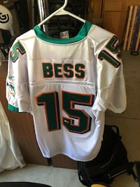 White and green nfl jersey Orangevale, 95662