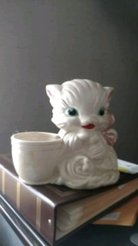 Ceramic Kitty vase Raymond, 03077