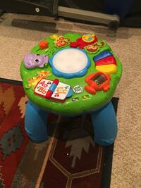 Leap frog activity table and vtech walker! Toronto, M2N 7K2
