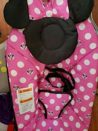 Mini mouse  vibrating/ music playing bouncer Moreno Valley, 92555
