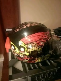 Size medium I con motorcycle  helmet  Findlay, 45840