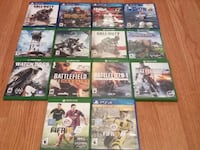 Ps4 and Xbox One games Chicago, 60647