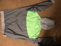 Green and gray zip-up hoodie Maple Grove, 55369