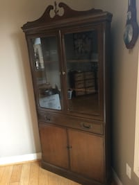 Memoriablia cabinet for the Pokeman collecter or trophies  London, N5X 2L3