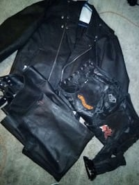 Motorcycle leathers Warner Robins, 31088