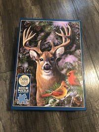 500 Piece Deer Puzzle St Catharines, L2M 5L9