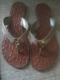 brown leather open-toe sandals Honolulu, 96817