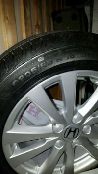 Brand New tires for a 2012 Civic Vancouver, V5P 4X2