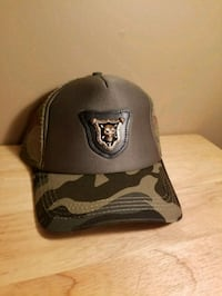 black and gray camouflage cap Windsor, N9G 2Z4