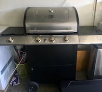 black and gray gas grill Centreville, 20121