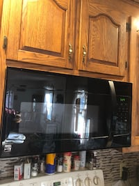 Under cabinet microwave kenmore like new Taneytown, 21787