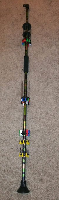black and green fishing rod Fayetteville, 72704