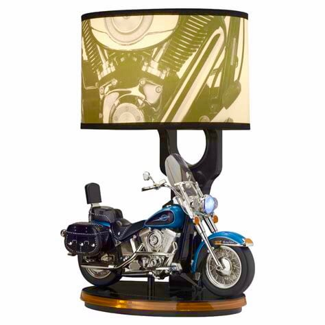 LAMP MOTORCYCLE HARLEY