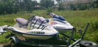 white and blue personal watercraft Port Charlotte, 33954