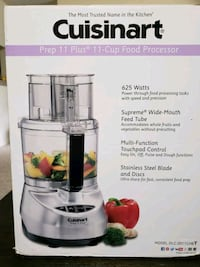 brand new unopen box of cuisinart chopper  Alexandria, 22309