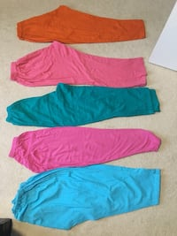 Coloured pajama pants Milton, L9T 6M6
