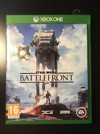 Star Wars Battlefront Xbox One  Milano, 20149
