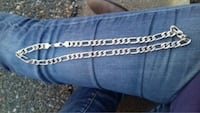 silver chain in excellent  condition Calgary, T3H 3P8