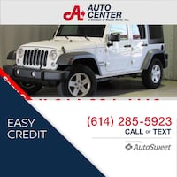 2015 Jeep Wrangler Unlimited Sport Columbus, 43235
